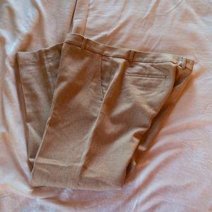 BR Tan Wool Trousers EUC
